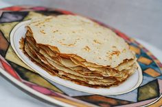 How to make crepes in a regular frying pan, from scratch