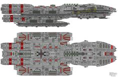 Warstar Lilith of the Ophiuchus Colony Spaceship Design, Spaceship Concept, Concept Ships, Star Wars Spaceships, Sci Fi Spaceships, Kampfstern Galactica, Battlestar Galactica, Stargate, Sci Fi Ships