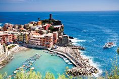From the snowy peaks of Everest and the golden plains of the Serengeti, to the bustling markets of Marrakech and the cobbled streets of Prague – it's a beautiful world out there. See more of it with these 20 top Intrepid Travel trips. Vacation Deals, Dream Vacations, Italy Vacation, Cinque Terre Italy, Best Of Italy, Last Minute Travel, European Vacation, Day Trip, So Little Time