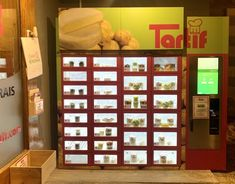 Emergency Tartiflette STAT!.. Fear not... 'Tartif' to the rescue! - Cubed Potatoes, French Alps, Cooking Instructions, Vending Machine, Beef Dishes, Get One