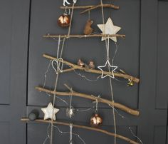 Chestnut Branch Alternative Christmas Tree