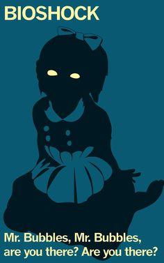 Bioshock Little Sister Mr Bubbles Song
