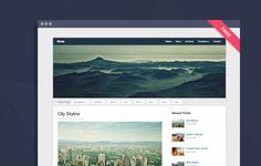 20 Best Free WordPress Magazine Themes
