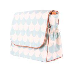 Kinderwagentasche Schuppenmuster -product