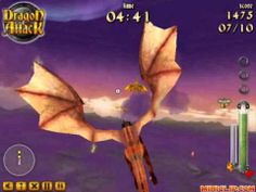Play #DragonAttack. Free the people of Asheton with the help of your loyal dragon!