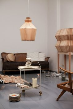Oh, almost like a home: Design