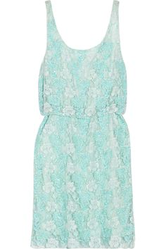 Gabby embellished lace dress | The Outnet