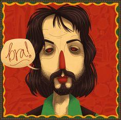Ob-La-Di Ob-La-Da by Steve Simpson, via Behance