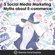 5 Social Media Marketing Myths about E-commerce