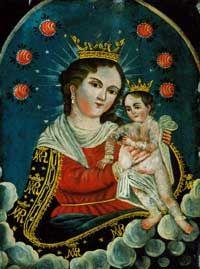 Retablo of  Our Lady of Refuge