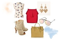 Workday, created by alexa104 on Polyvore