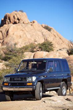 78 Series Land Cruiser Prado: Project Vehicle | Expedition Portal