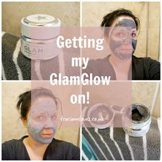 I am totally guilty of buying a tonne of face masks and never using them. It was only when I collated my collection that I realised I had a problem I needed to do something about! I bought the Glam…