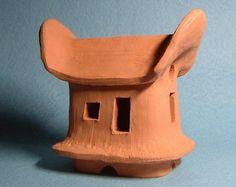 家形埴輪(切妻造)20110531