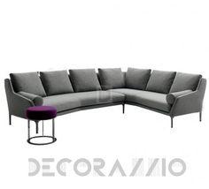 #sofa #furniture #interior  модульный диван B&B Italia Edouard, ED003