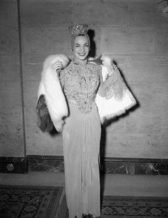 "Carmen Miranda....in 1940 after Brazilians booed her off the stage at a charity event, the Brazilian press slammed her for being to ""Americanized."""