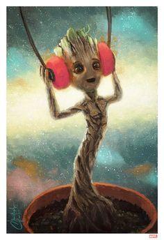 Baby Groot - Marvel