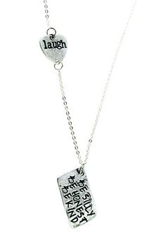 Be Silly Necklace