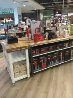 Currys   Kitchenshop   Cookshop   Homewares Concept   Layout   Landscape    Visual Merchandising
