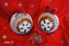 Vianočné medovníky - Medovníky