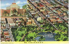Vintage The Graemere Hotel Chicago Illinois by ShopHereVintage, $7.00