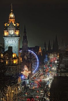 Edinburgh, Scotland.  Photo by Graham Stirling.