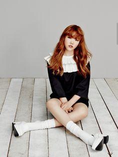 (AKMU) Akdong Musician for High Cut Magazine |128 2014.06.24~07.07   (Lee Haeun, Nam Juhyuck, Lee Soohyun, Lee Chanhyuk)