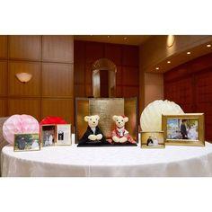 和婚のウェルカムスペースに飾りたい♡和風かわいいウェルカムドールのデザイン特集◎   marry[マリー]