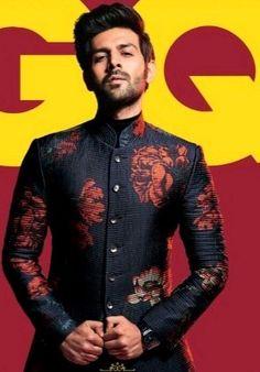 Indian Wedding Clothes For Men, Indian Wedding Wear, Wedding Dress Men, Kurta Men, Mens Sherwani, Indian Men Fashion, Mens Fashion Suits, Mens Ethnic Wear, Indian Groom Wear