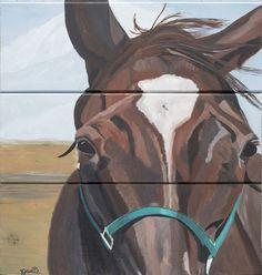 Duke - Sarah Jewett Art
