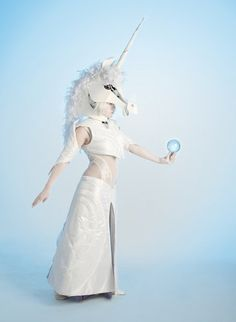 Unicorn - Walkabout Animal & Characters Act