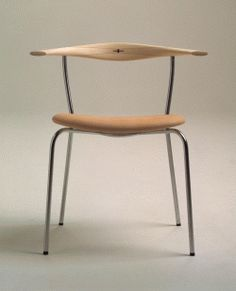 Wegner PP701 Wood Supply, Interior, Metal, Inspiration, Furniture, Dining Chairs, Home Decor, Kitchen, Biblical Inspiration
