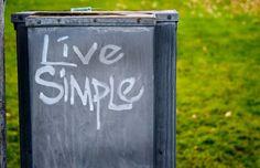 Tips To Simplify Your Life | LifeChris.com