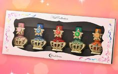 These Sailor Moon Collectibles are Part of the 'Miracle Romance' Series #sailormoon #anime trendhunter.com
