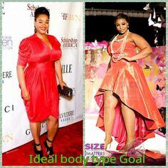 My Goal body type