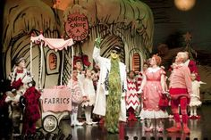 'Dr. Seuss' How the Grinch Stole Christmas! at The Old Globe