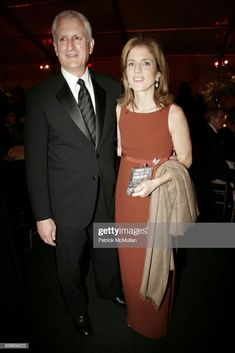 Edwin Schlossberg and Caroline Kennedy Schlossberg attend AMERICAN BALLET THEATRE Annual Spring Gala - Dinner at The Metropolitan Opera House on May 2009 in New York. Get premium, high resolution news photos at Getty Images American Ballet Theatre, Ballet Theater, Edwin Schlossberg, Caroline Kennedy, Metropolitan Opera, Gala Dinner, Formal Dresses, Fashion, Dresses For Formal