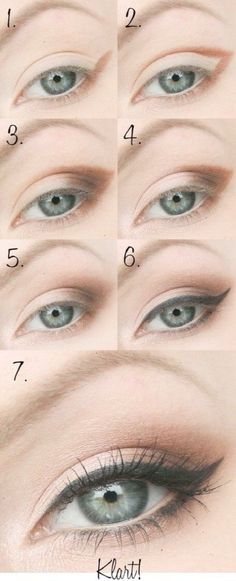 Perfect Smokey Eye Makeup