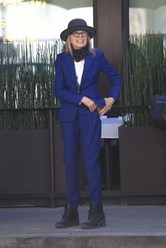 18 Things Diane Keaton Does Better Than Your Basic Ass