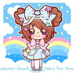 Kawaii Super Chibi Lolita by miemie-chan3 on deviantART