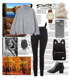 """""""🍁🍂🍁🍂🍁🍂"""" by raneliperera on Polyvore featuring Whiteley, BKE, Topshop, City Classified, Herschel Supply Co., Betty Barclay and CHARLES & KEITH"""