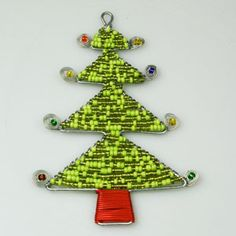 Check out these stunning African Beaded Christmas Ornaments at www.christmaswithaheart.com Beaded Christmas Ornaments, Christmas Decorations, Holiday Decor, African Crafts, African Beads, All Things Christmas, Stars, Check, Christmas Decor
