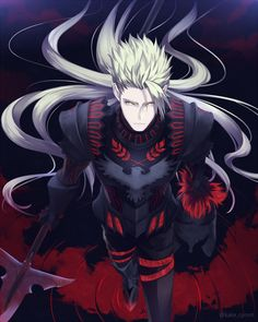 Fantasy Character Design, Character Concept, Character Inspiration, Character Art, Fate Characters, Fantasy Characters, Fate Zero, Fate Stay Night, Anime Guys