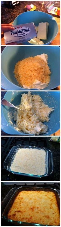 White Queso Dip | Foodboum