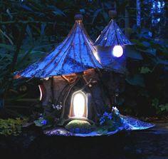garden fairy house ~ natural beauty