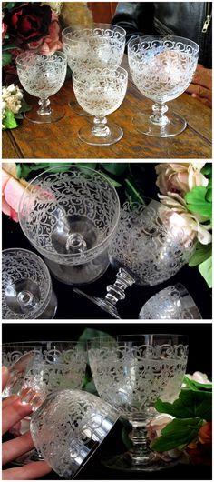 BACCARAT ROHAN バカラ ローハン アンティーク グラス #3 - Yahoo!オークション