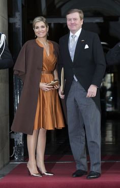 Dutch Royals at New Year reception for the Corps Diplomatique. 13-1-2016