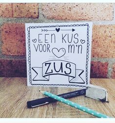 #handmade #handlettering #zus #quote #ecoline #brushpen Handlettering For Beginners, Card Drawing, Banners, Doodles, Bullet Journal, Letters, Drawings, Quotes, Cards