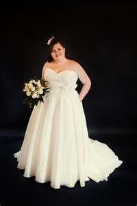 ... wedding dress,plus size wedding dress ,discount Ivory Empire Plus