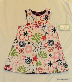 Reversible dress!! How cute!